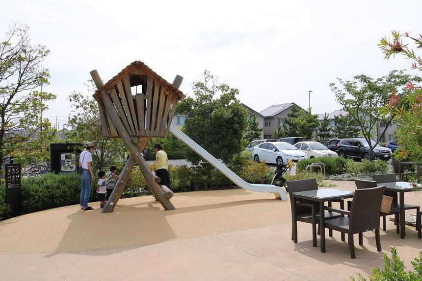 湘南T-SITE(Tサイト)の子ども向けの公園