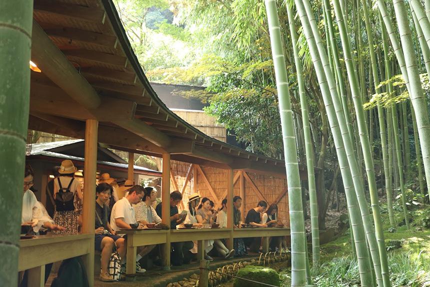鎌倉・報告寺の休耕庵