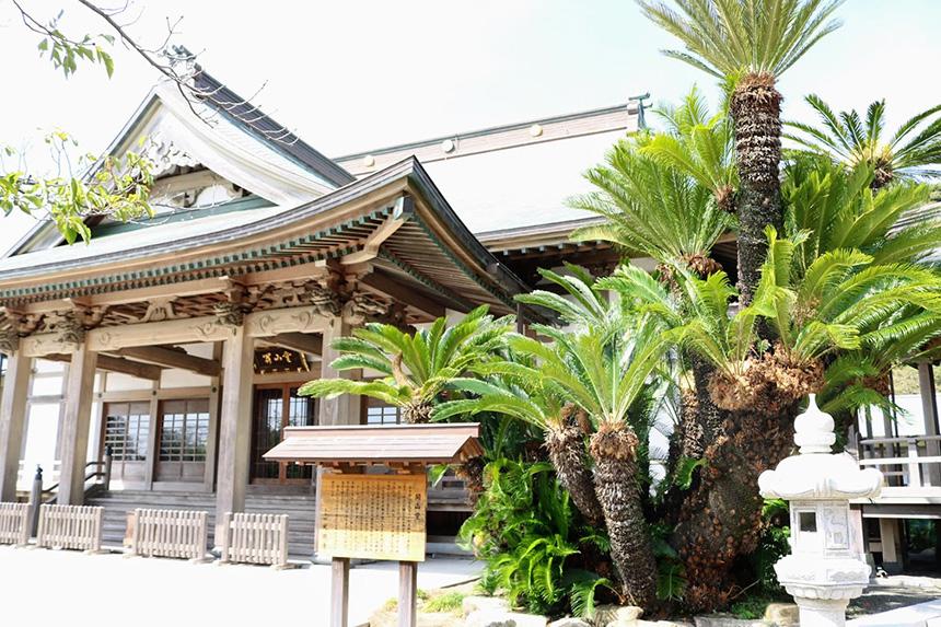 鎌倉・光明寺の開山堂