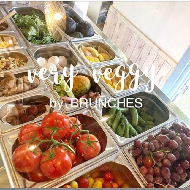 very veggy by BRUNCHES(ベリー ベジー バイ ブランチーズ)のサラダ