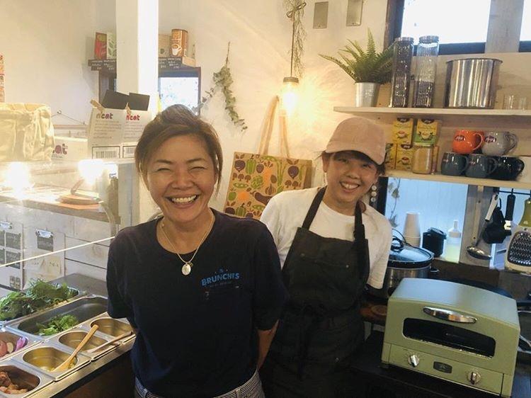 オーナーの志保さんと恵子さん