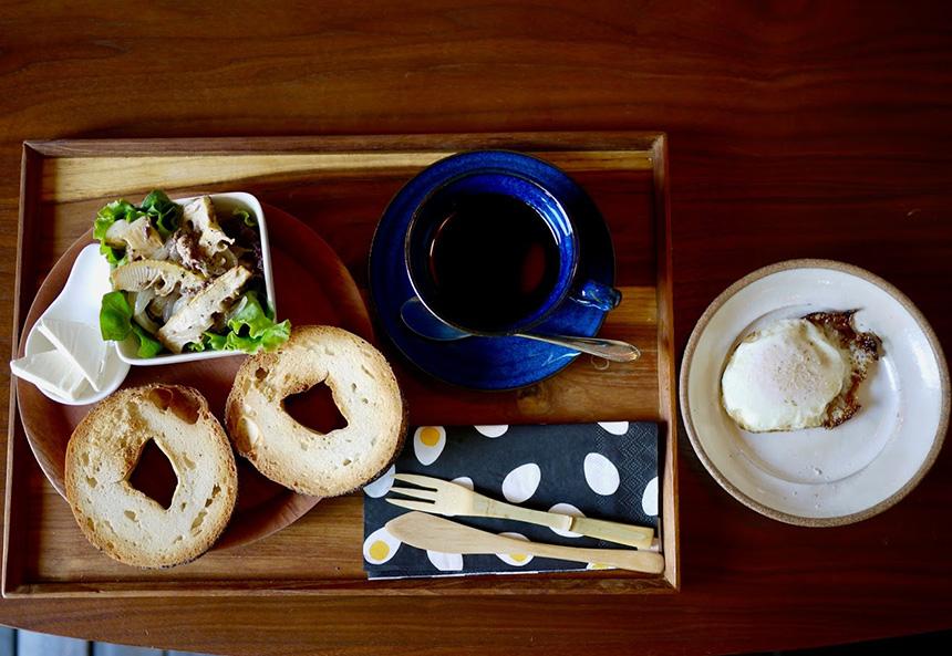 鎌倉のベーグルカフェ『べーぐるもへある』のベーグル