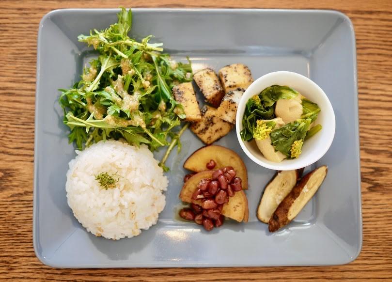 鎌倉の親子カフェ『MISORA cafe(ミソラカフェ)』のランチ