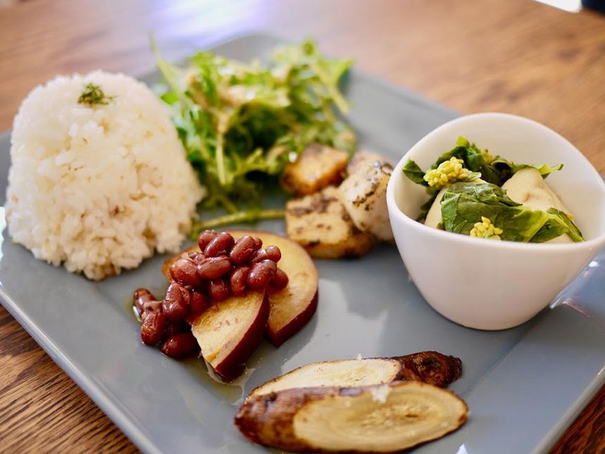 鎌倉の親子カフェ『MISORA cafe(ミソラカフェ)』のミソラプレート