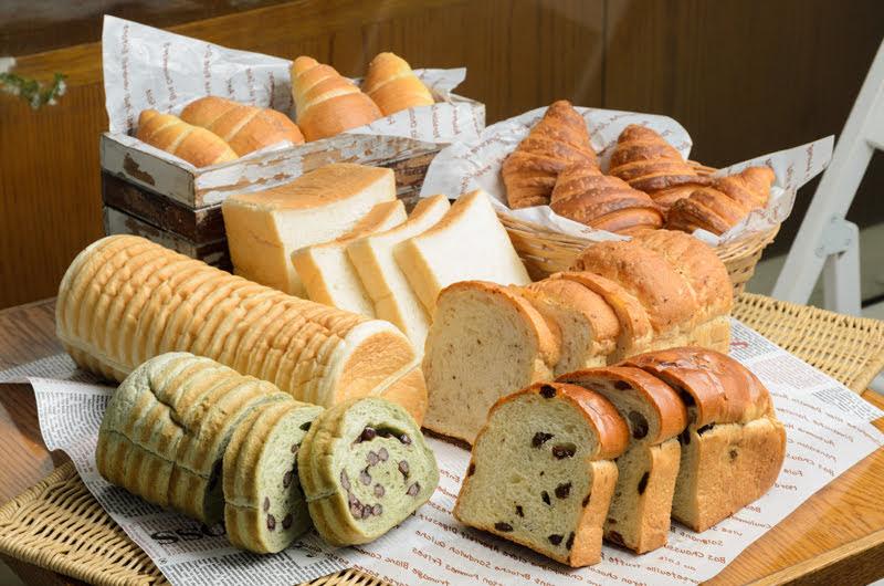 藤沢のパン屋『ブーランジェリー・ユイ』のパン