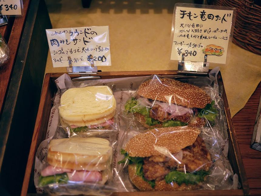 藤沢のパン屋『ブーランジェリー・ユイ』の惣菜パン