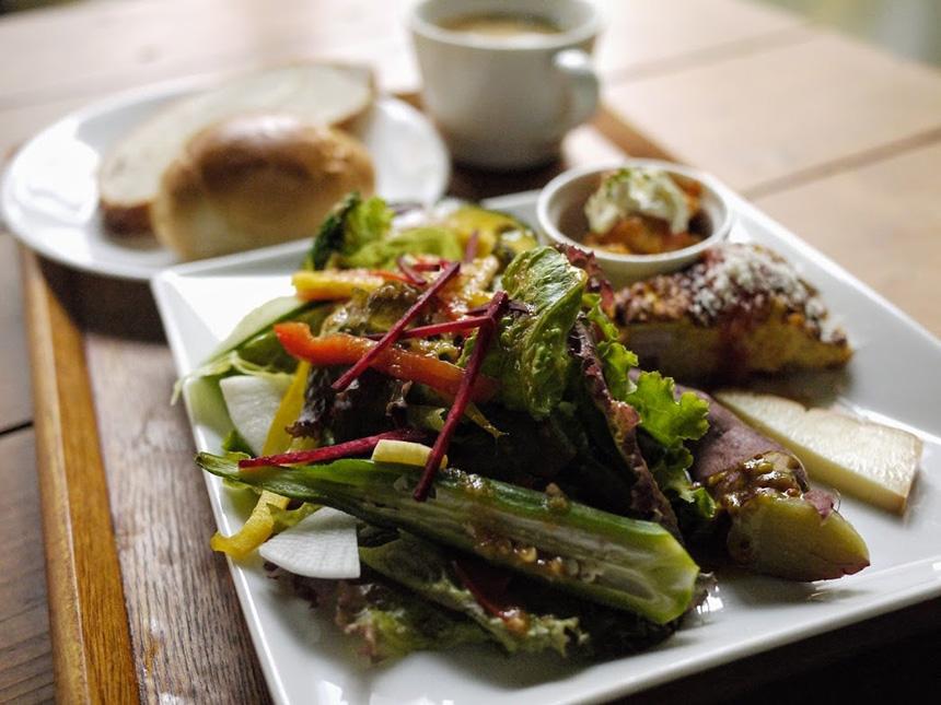 湘南野菜のサラダプレート