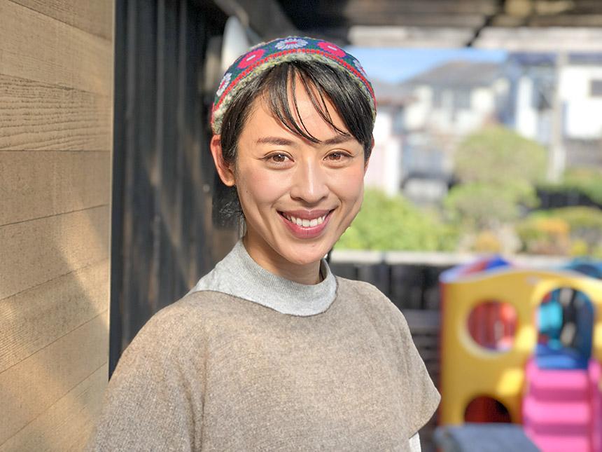 主催者の熊沢裕美子さん