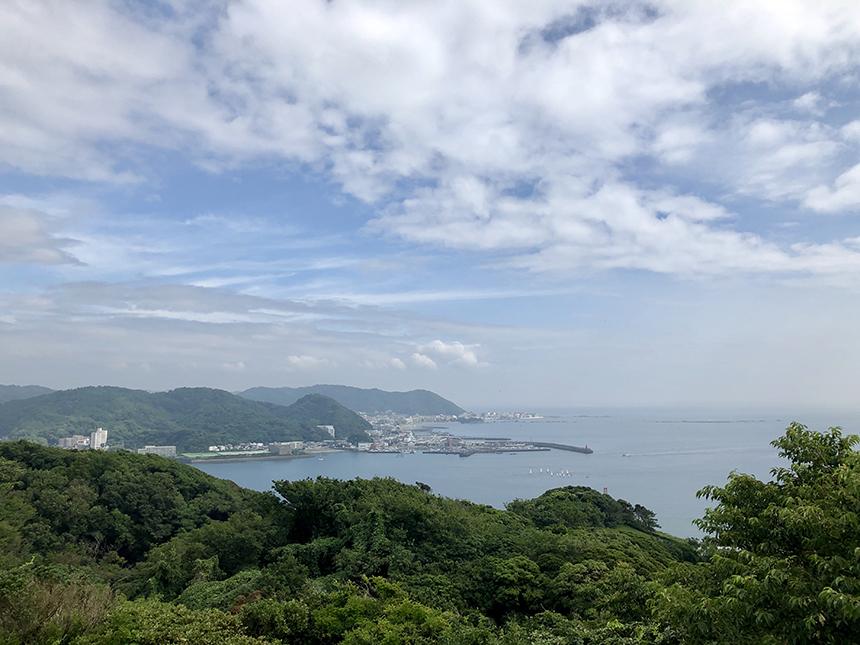 逗子・披露山公園から眺める湘南の絶景
