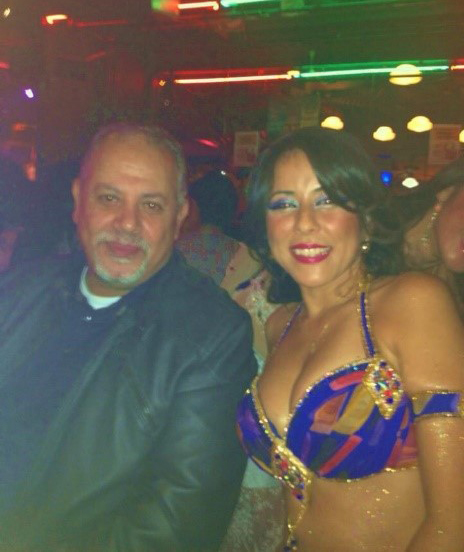 ニューヨーク在住エジプト人の世界的な振付師ヨースリーシャリフと