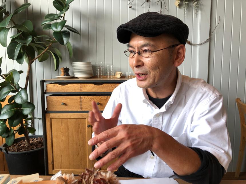 川村耕士さん