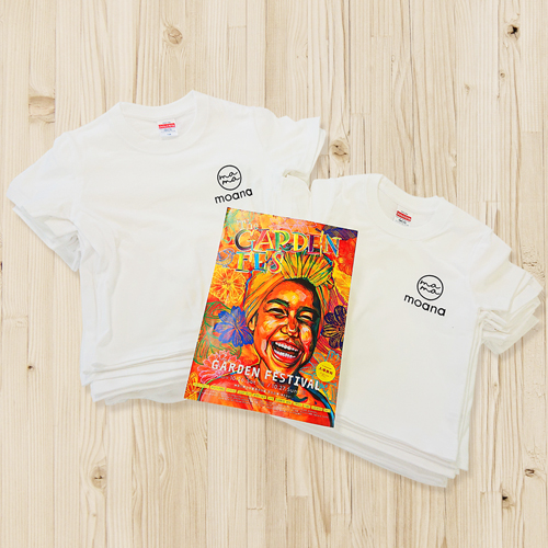 ママモアナオリジナルKidsTシャツ