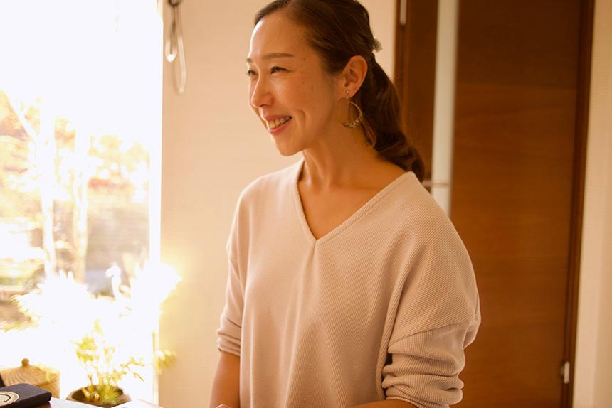 ベビー&キッズマッサージ講師の小堺友美さん