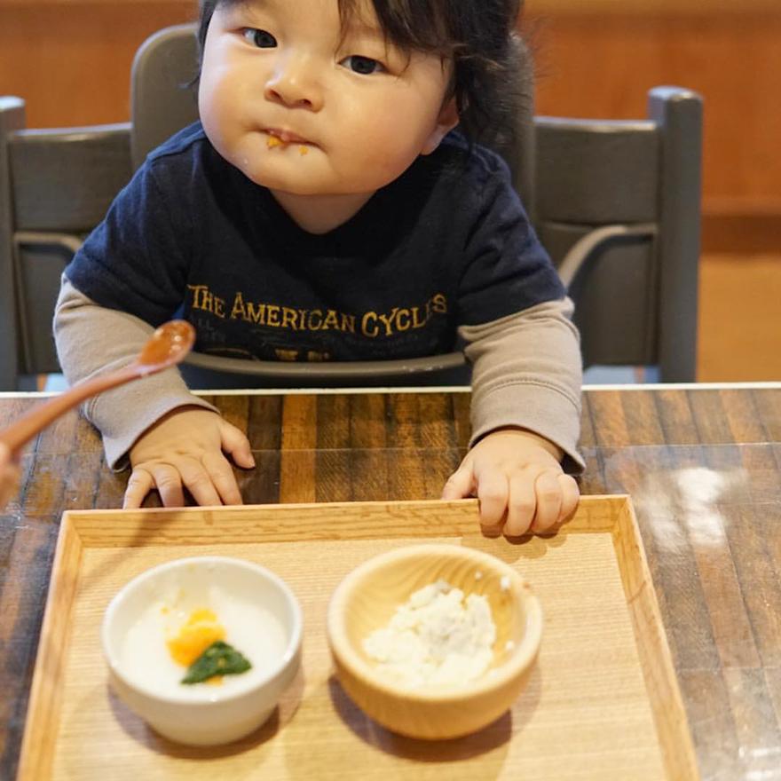 子どもも安心して食べられる無添加のダシで使った離乳食