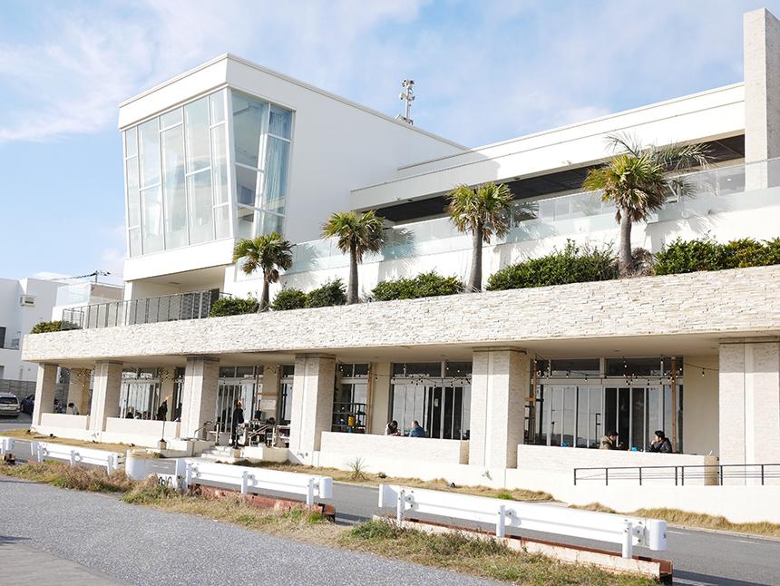 茅ヶ崎のレストラン・サザンビーチカフェ