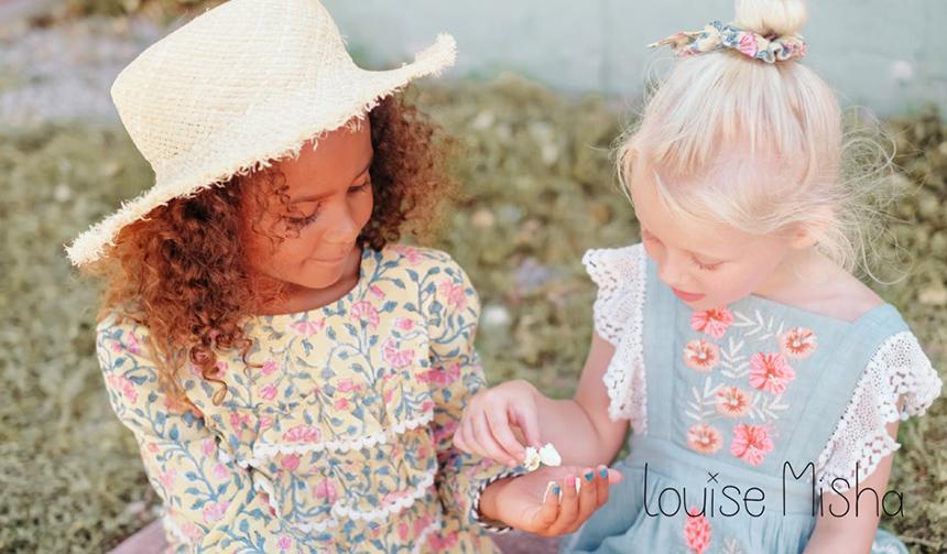 フランスの子供服『Louise Misha(ルイーズ・ミーシャ)』