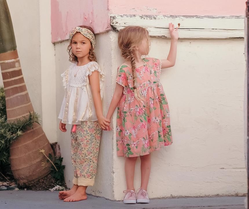 フランスの子供服『Louise Misha(ルイーズ・ミーシャ)』の新作ワンピース