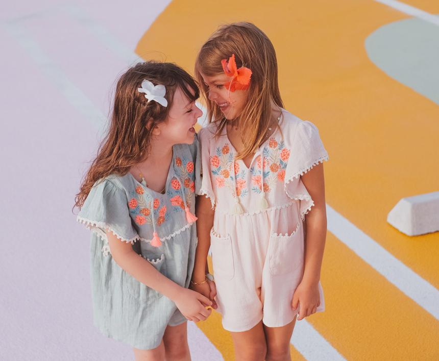 フランスの子供服『Louise Misha(ルイーズ・ミーシャ)』の新作ジャンプスーツ