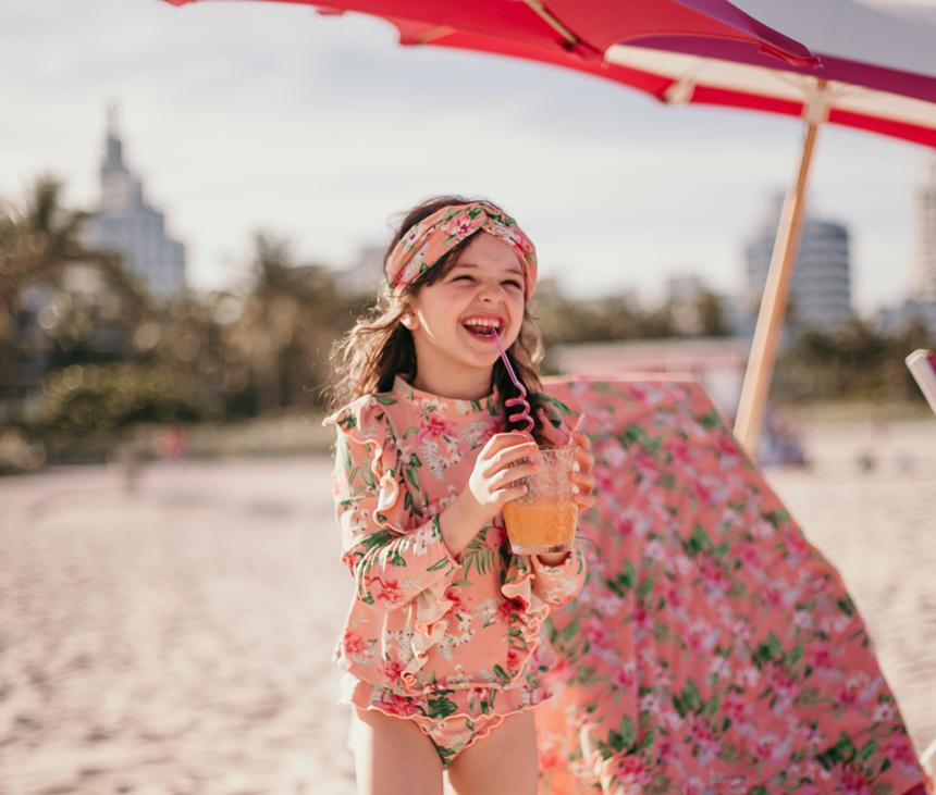 フランスの子供服『Louise Misha(ルイーズ・ミーシャ)』の新作水着