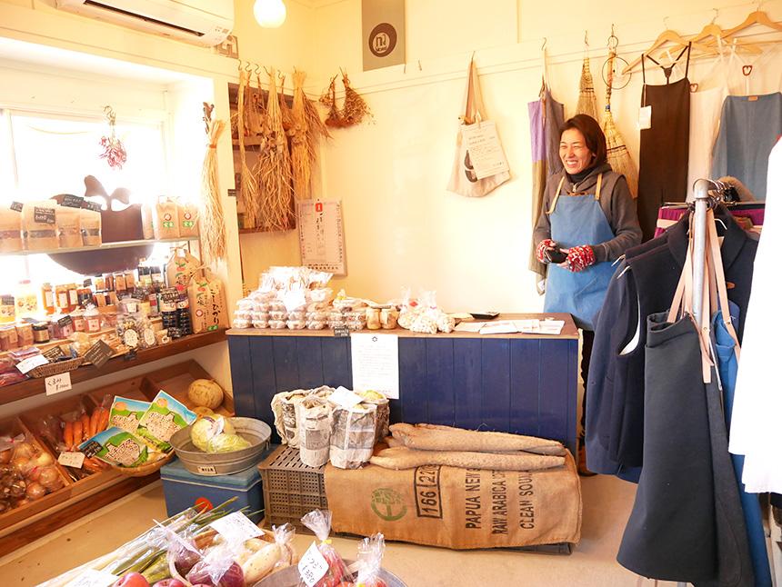 長野の野菜を届ける『Tiny Store(タイニー・ストアー)』の無農薬野菜