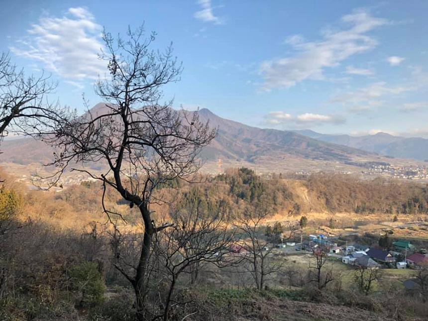 浜田聖さんの故郷、長野の風景