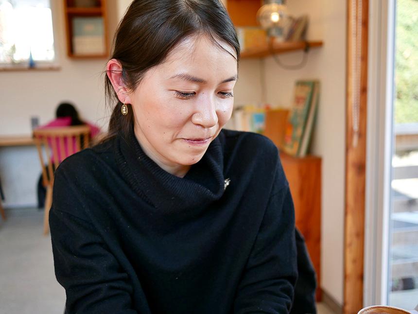 サイショク料理家中西彩子さん