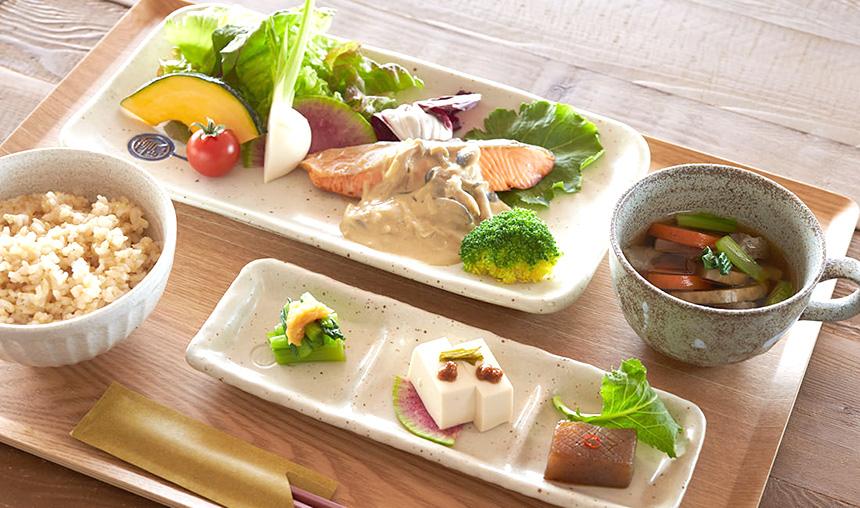 柳島キッチンの発酵食品を使ったお料理