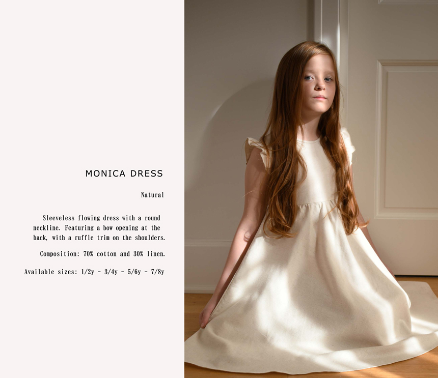 minimom Monica Dress