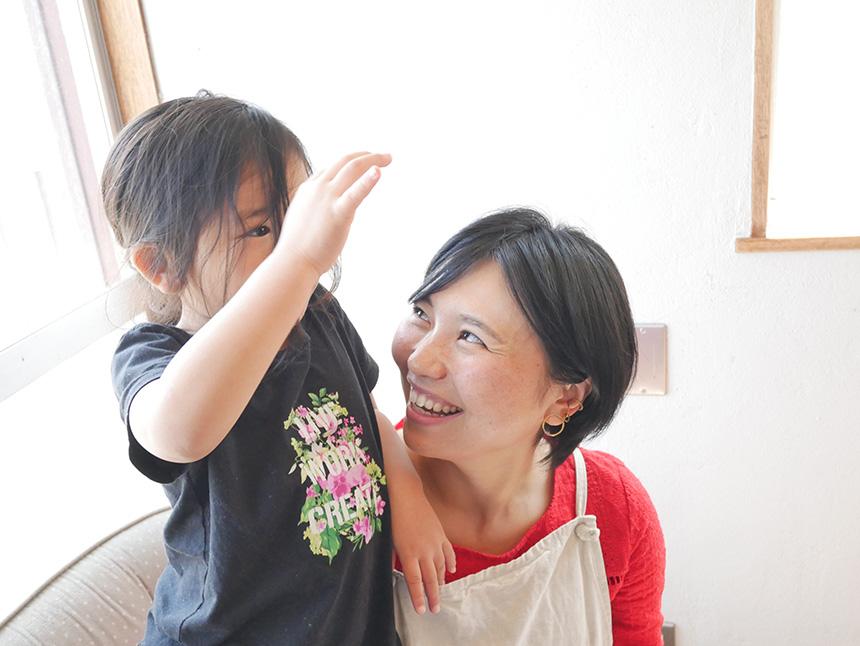 鎌倉コワーキングスペースのオーナーと子ども