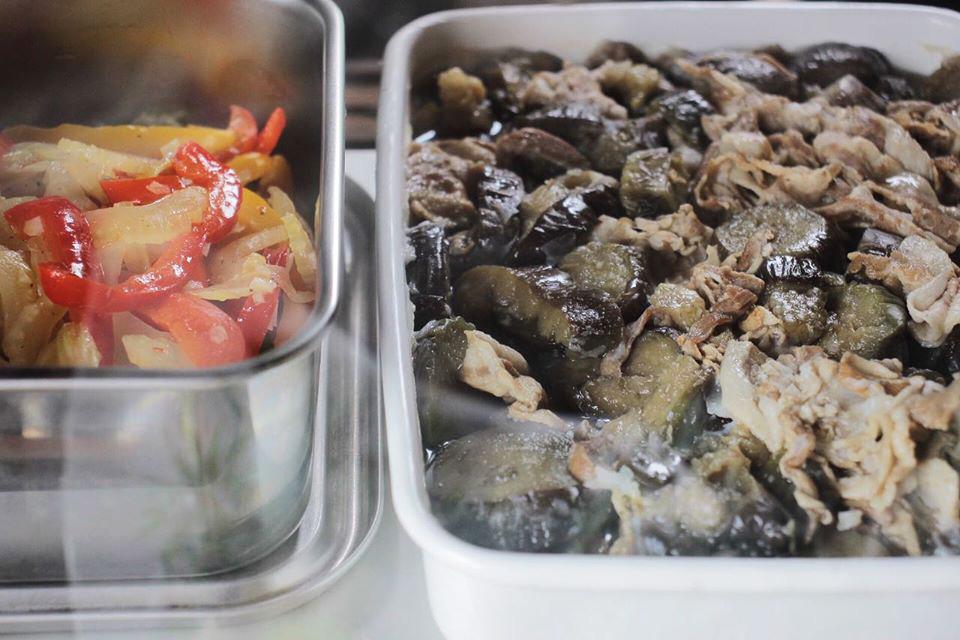 鎌倉コワーキングスペースの惣菜の日
