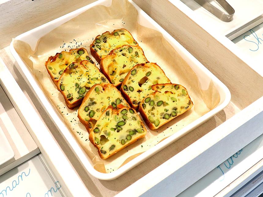 辻堂のお惣菜、お弁当のテイクアウト専門店『湘南フクモリ』のおかずケーキ
