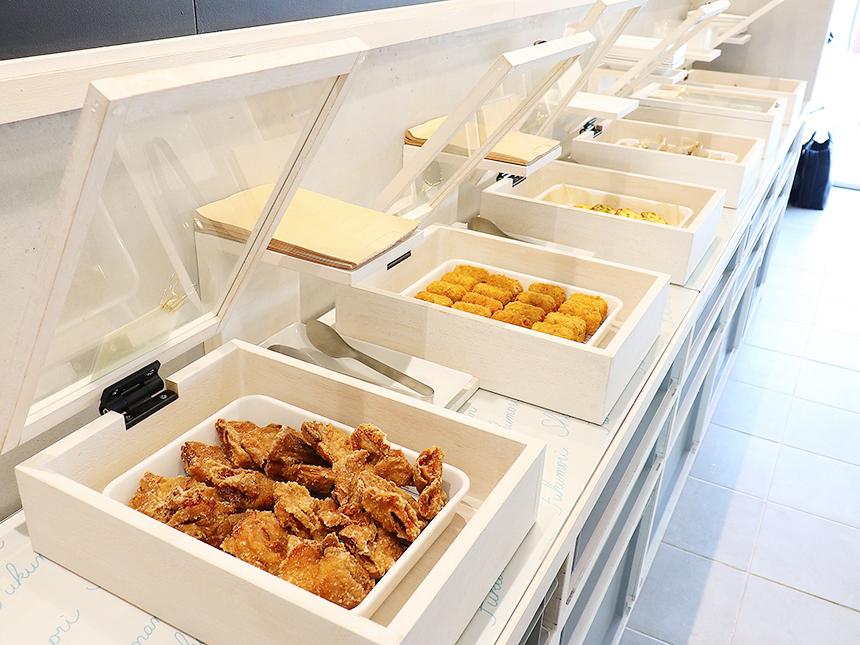 辻堂のお惣菜、お弁当のテイクアウト専門店『湘南フクモリ』の人気惣菜