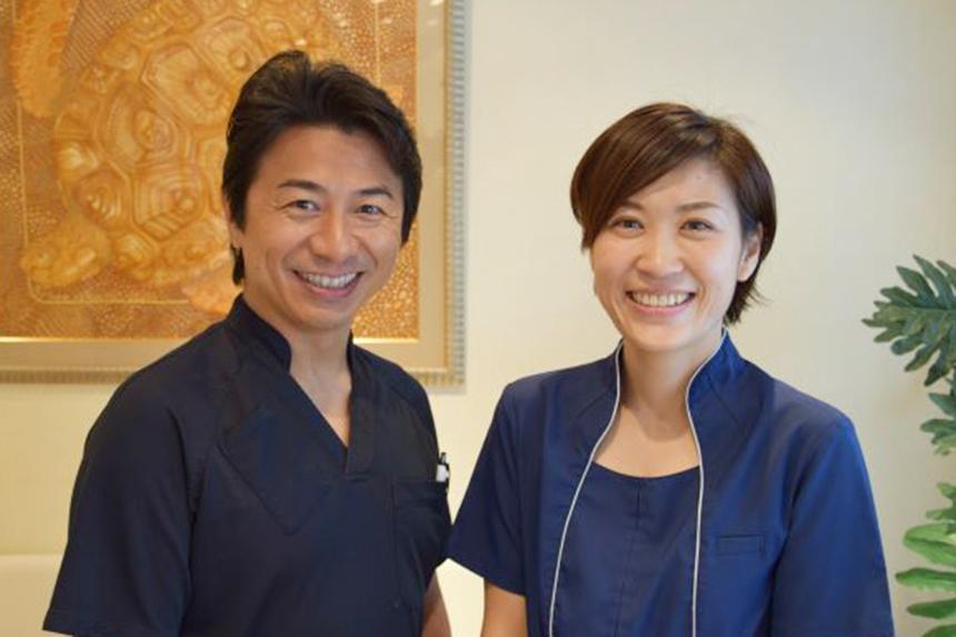 『Ken歯科』の院長と歯科衛生士