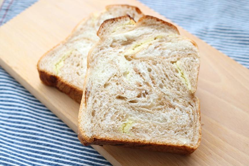 辻堂のパン屋『食パン工房 fluffy(フラフィー)』のバラエティ食パン