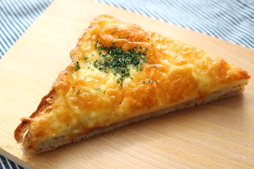 辻堂のパン屋『食パン工房 fluffy(フラフィー)』のクロックムッシュ