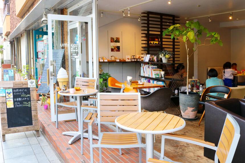 鎌倉のカフェ『umicafe ウミカフェ』