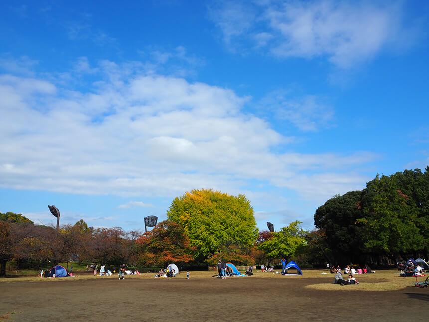平塚の遊び場『平塚市総合公園』