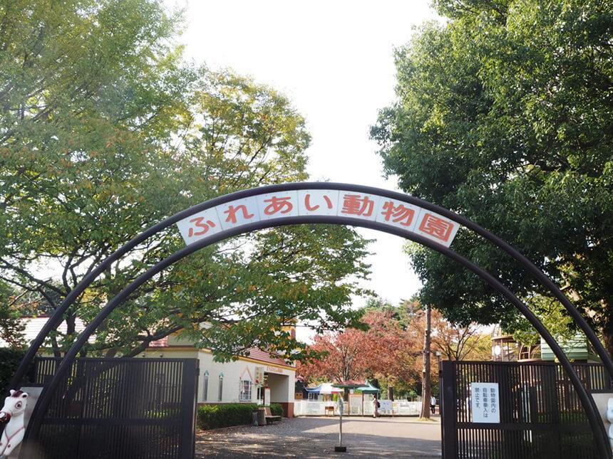 平塚の遊び場『平塚市総合公園』のふれあい動物園