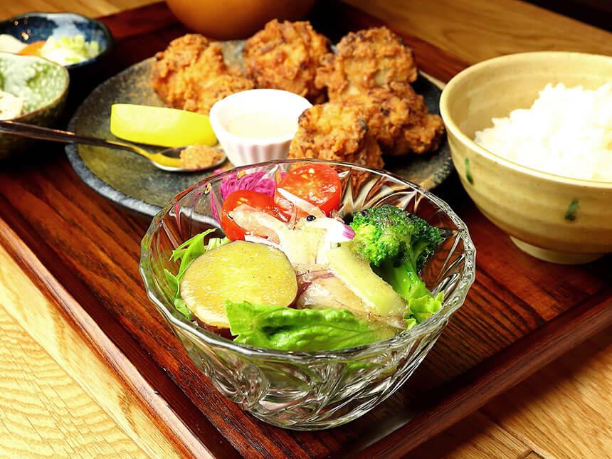 茅ヶ崎『いろどり食堂』の副菜