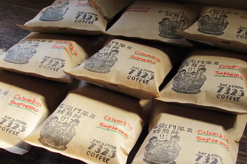 7325COFFEE(ナミニココーヒー)コーヒー豆