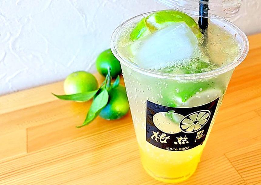 湘南のテイクアウトドリンク:辻堂「柑熟屋(かんじゅくや)」のみかんパフェ