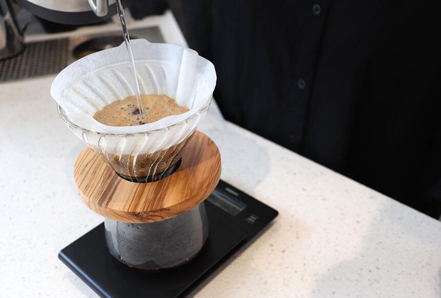 湘南のテイクアウトドリンク:逗子『BREATHER-COFFEE(ブリーザーコーヒー)』のドリップコーヒー
