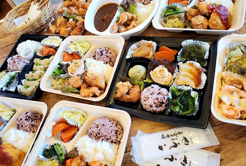 藤沢のテイクアウト・デリバリーは、湘南台『農家レストラン いぶき』