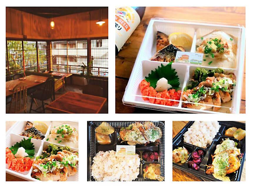 藤沢のテイクアウト・デリバリーは、江ノ島『ミンナミ食堂』
