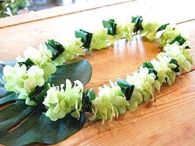 藤沢のお花屋さん「FLORAL WIND'S(フローラルウインズ)」のレイ