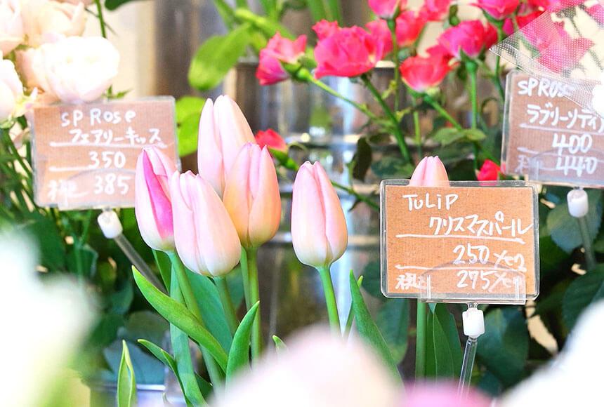 藤沢のお花屋さん「FLORAL WIND'S(フローラルウインズ)」のお花