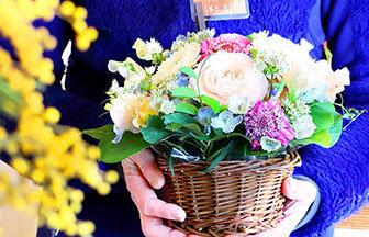 藤沢のお花屋さん「FLORAL WIND'S(フローラルウインズ)」