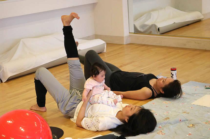 子育てオンライン教室『マドレボニータ』産後ケアクラス