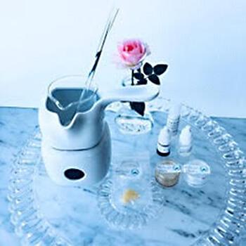 オンライン講座:ママと子どものためのリップクリーム作りで使用する植物オイル