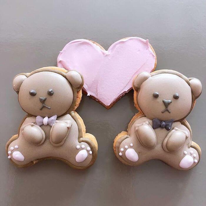 茅ヶ崎 Sweetie(スウィーティー)の「アイシングクッキー」